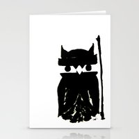 The Last Ninja Stationery Cards