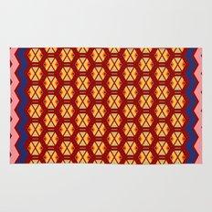 wayuu  pattern 2 Rug