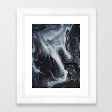 Gravity I Framed Art Print