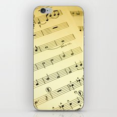 Orchestral iPhone & iPod Skin