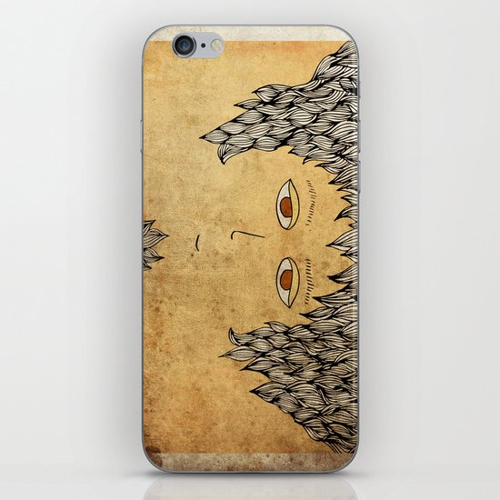 He Is An Architect! iPhone & iPod Skin