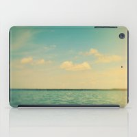 The Story of Clouds iPad Case