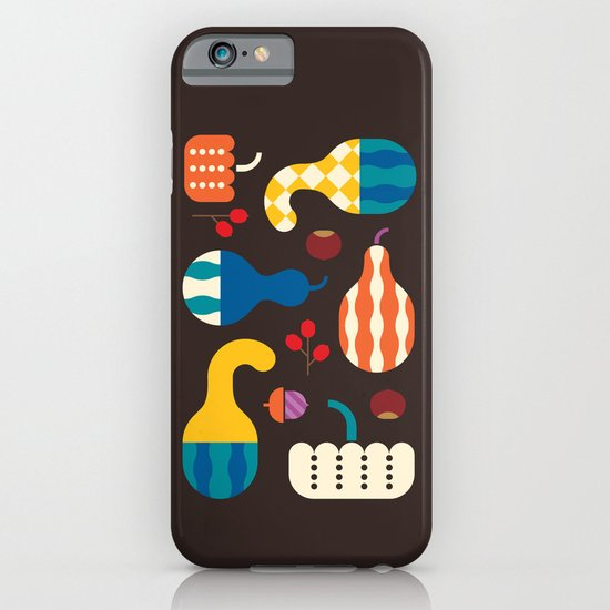 Autumn Gourds iPhone & iPod Case