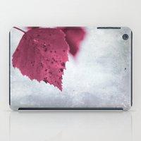 Red Love iPad Case