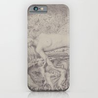 iPhone & iPod Case featuring Night time awakes sensations pt.3 by Carmine Bellucci