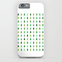 99 trees, none of them a problem iPhone 6 Slim Case