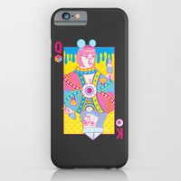 Queen Of Nowhere, King Of Nothing iPhone 6 Slim Case