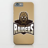 Tusken City Raiders - Tan iPhone 6 Slim Case
