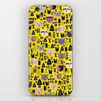 C.C. Vii I iPhone & iPod Skin