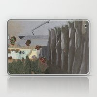 Italian Street and Stairs  Laptop & iPad Skin