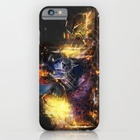 iPhone Cases featuring Konichiwa by Robin Curtiss