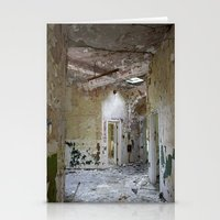 Forgotten Corridors Stationery Cards