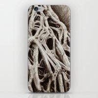 Urlo Radici iPhone & iPod Skin