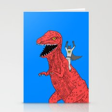 Dinosaur B Forever Stationery Cards