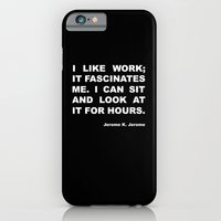 iPhone & iPod Case featuring On work by cuadrado