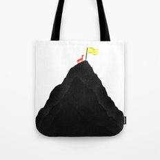 Man & Nature - To The Top Tote Bag