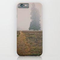 Hiking in the Fog iPhone 6 Slim Case