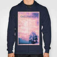 California Pink Hoody