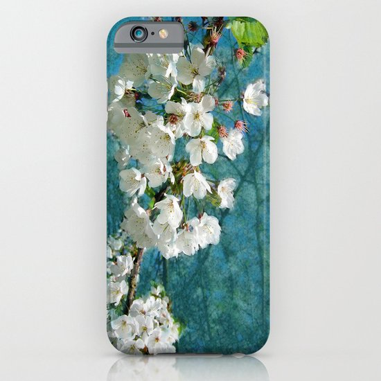 Blossom Textured iPhone & iPod Case