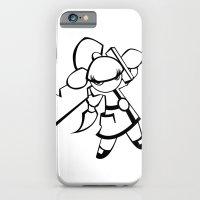 Kawaii Doll Samurai iPhone 6 Slim Case