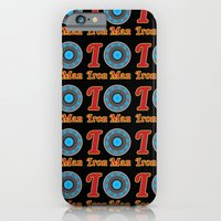 iPhone & iPod Case featuring I ARC IRON MAN by sophiedoodle