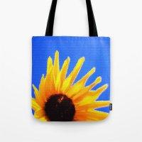 Sun Bloom Tote Bag