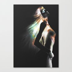 In Color Canvas Print