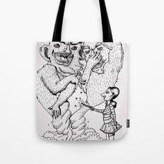 Box-O-Trolls Tote Bag