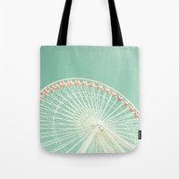 Circular Fun Tote Bag