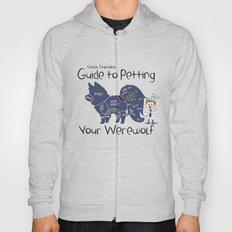 Stiles Stilinski's Guide to Petting Your Werewolf Hoody