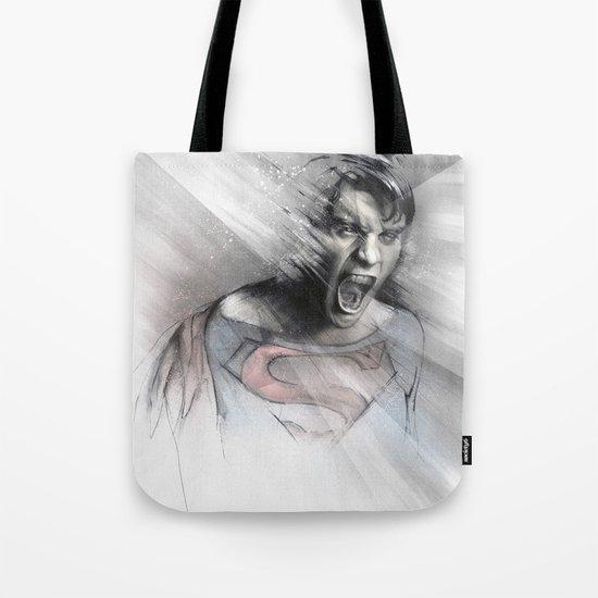 Superheroes SF Tote Bag