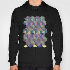 Cube Geometric V Hoody