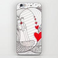 Enamorados En El Sueño … iPhone & iPod Skin