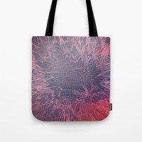 Haptic Mesh Tote Bag