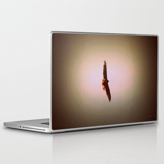 Hawk Eyes II Laptop & iPad Skin