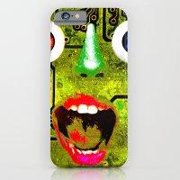 Boxface #1 iPhone 6 Slim Case