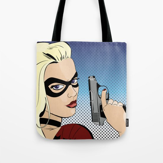 Because Looks CAN Kill Tote Bag