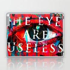 Useless Eyes Laptop & iPad Skin