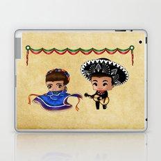 Mexican Chibis Laptop & iPad Skin