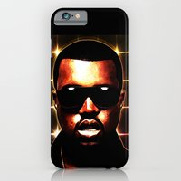 iPhone & iPod Case featuring Flashing Lights by D77 The DigArtisT