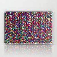 Checks Cubed Laptop & iPad Skin