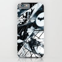 iPhone & iPod Case featuring Glass is Broken by Jason Angeles