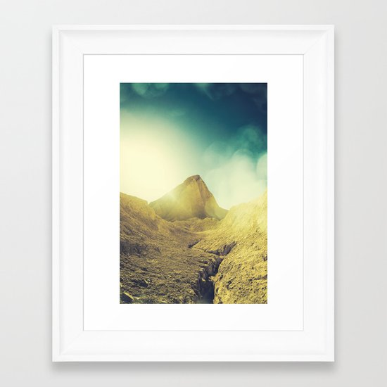 Titus 01 Framed Art Print