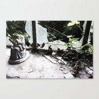 The Headless Mother Canvas Print