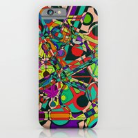 iPhone Cases featuring Cluster  by Glanoramay
