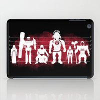 Plastic Villains  iPad Case