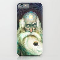 iPhone & iPod Case featuring Mindfulness by Joel Hustak