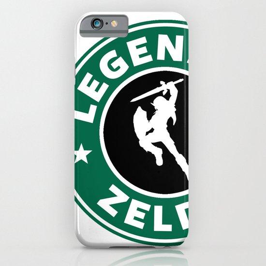 Legend Of Zelda iPhone & iPod Case