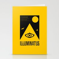 Illuminatus Stationery Cards