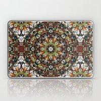 Boho Geometric Mandela Pattern 1 Laptop & iPad Skin